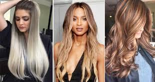 Окрашивание волос: 5 главных трендов