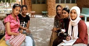 Что делают девушки в Судане, чтобы быть самыми красивыми
