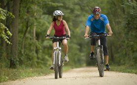 Польза езды на велосипеде для психического здоровья