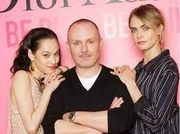 Как сделать макияж с эффектом идеальной кожи: бьюти-советы директора по макияжу Dior Питера Филипса