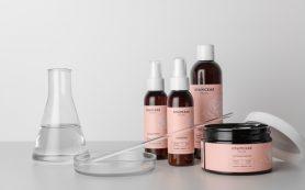Средства для сияния волос с розовыми гидролатами
