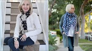 Как выглядеть модно после 50 лет