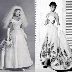 Свадебные платья в стиле ретро: роскошные варианты
